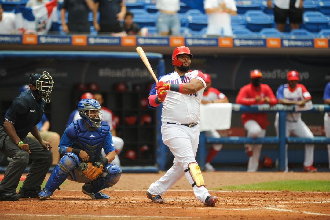 Novena dominicana a la súper ronda con nocaut sobre Nicaragua