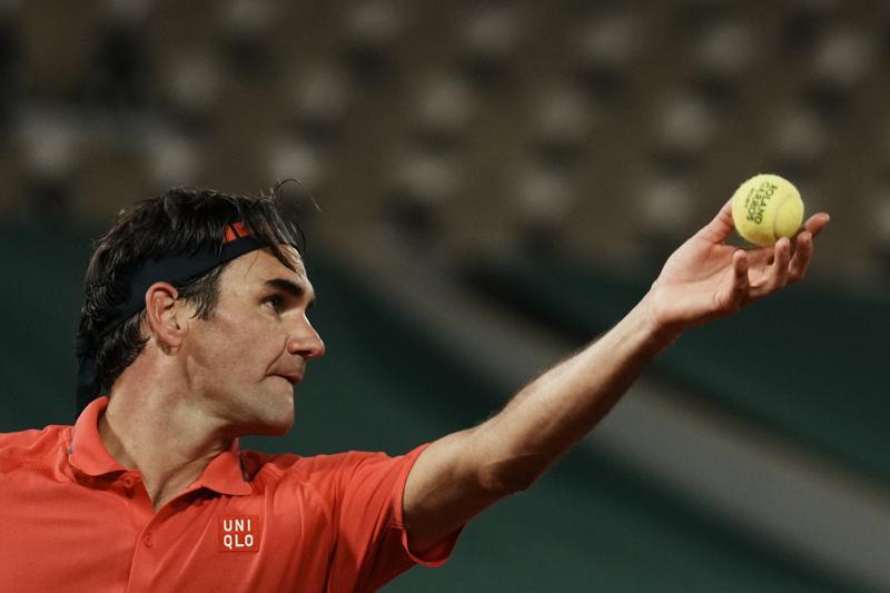 Roger Federer opta por descansar, se baja de Roland Garros