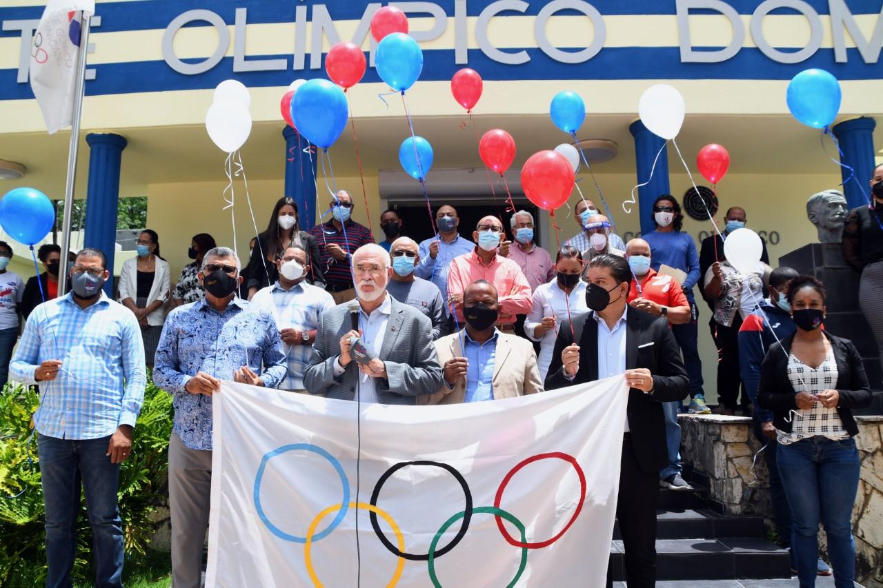 Acosta llama a la unidad del movimiento deportivo en Día Olímpico