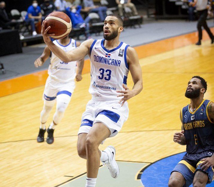 Basket RD vence a Rusia en partido amistoso de cara al clasificatorio