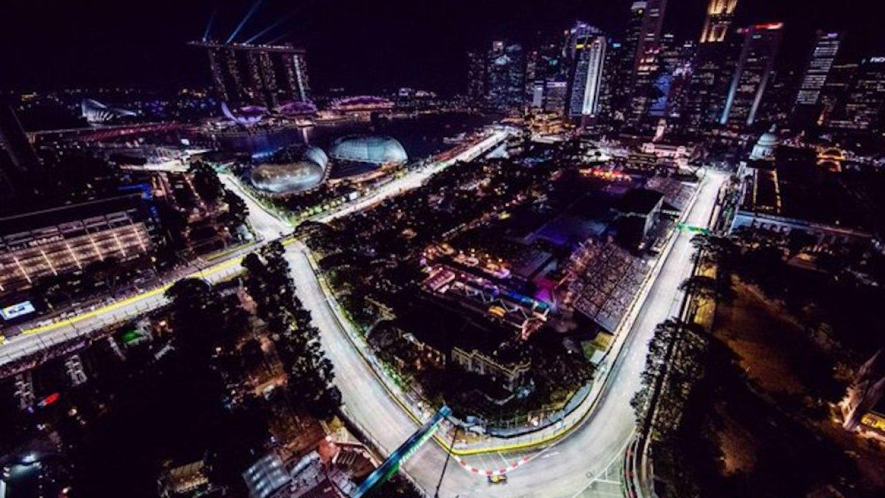 Cancelan gran Premio de Singapur del 2021 por el COVID-19