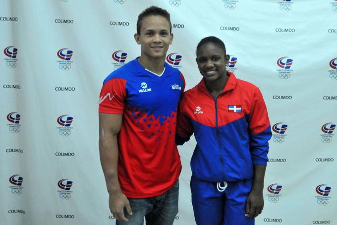 Audrys y Yamilet parten a Brasil a clasificatorio Juegos Olímpicos