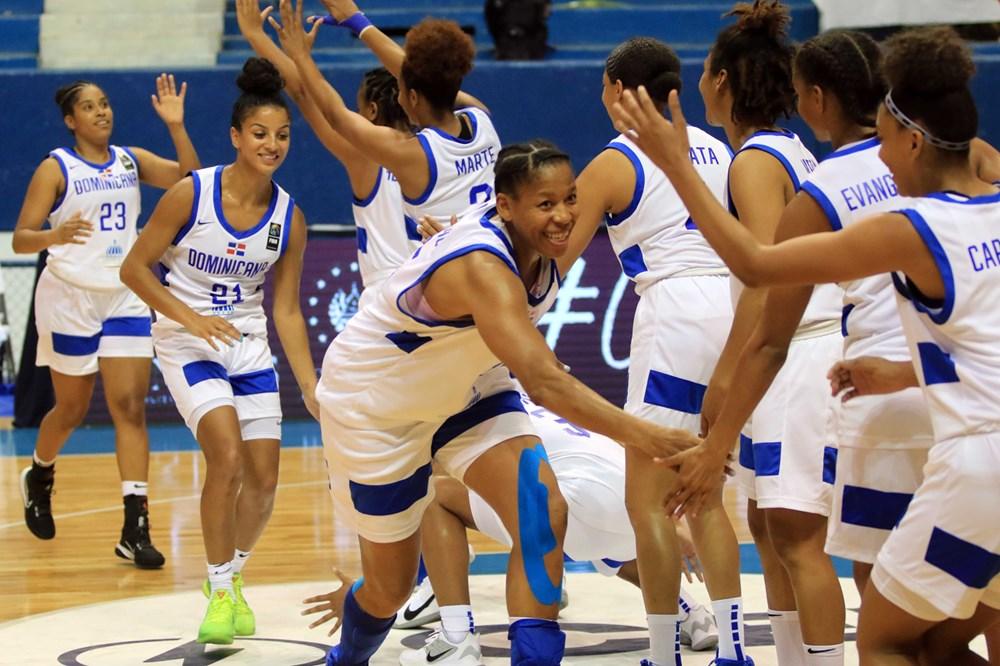 Selección femenina de baloncesto lista para el AmeriCup 2021