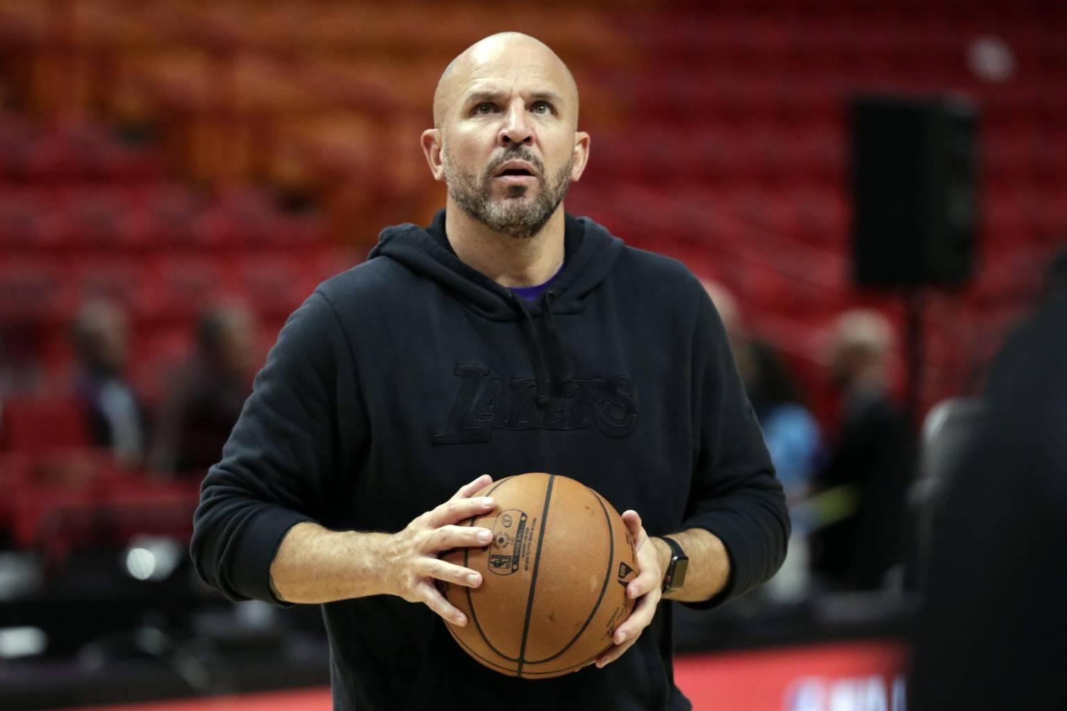 Mavericks llega a un acuerdo con Jason Kidd para su entrenador