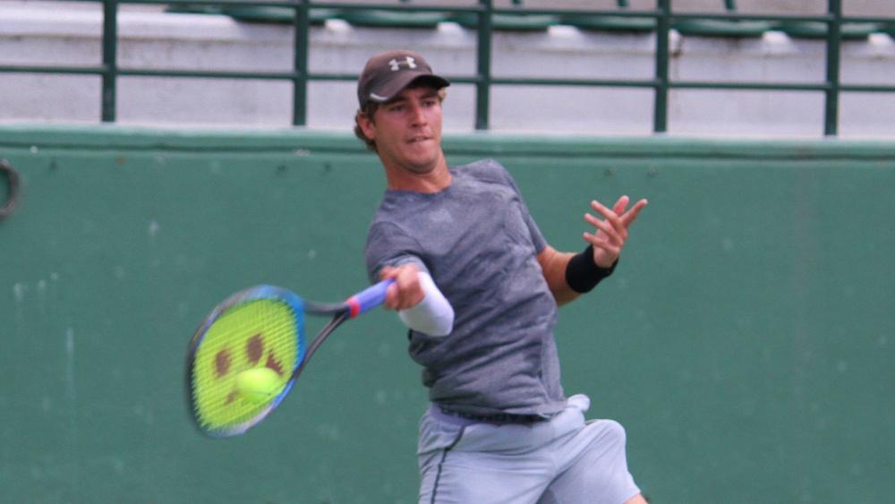 Bertran con victoria en dobles en torneo M25 Santo Domingo