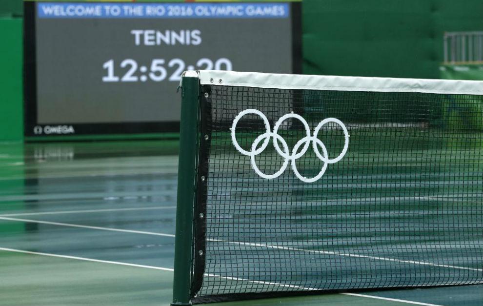 Posiciones ATP y WTA del lunes determinarán la participación en los JJOO