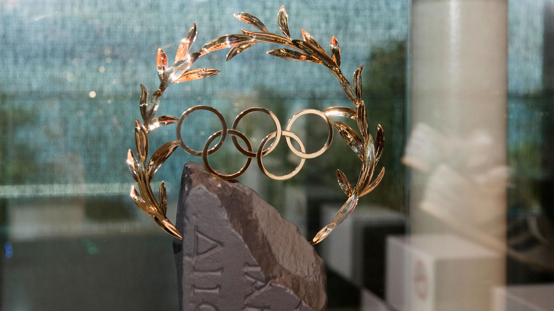 Persona excepcional seleccionada por distinguido jurado para recibir los Laureles Olímpicos