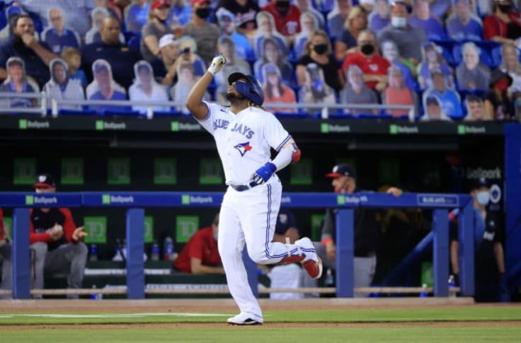 Guerrero Jr. llega a 18 jonrones y es líder en toda la MLB