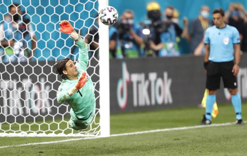 Suiza elimina a Francia de la Eurocopa en tanda de penales