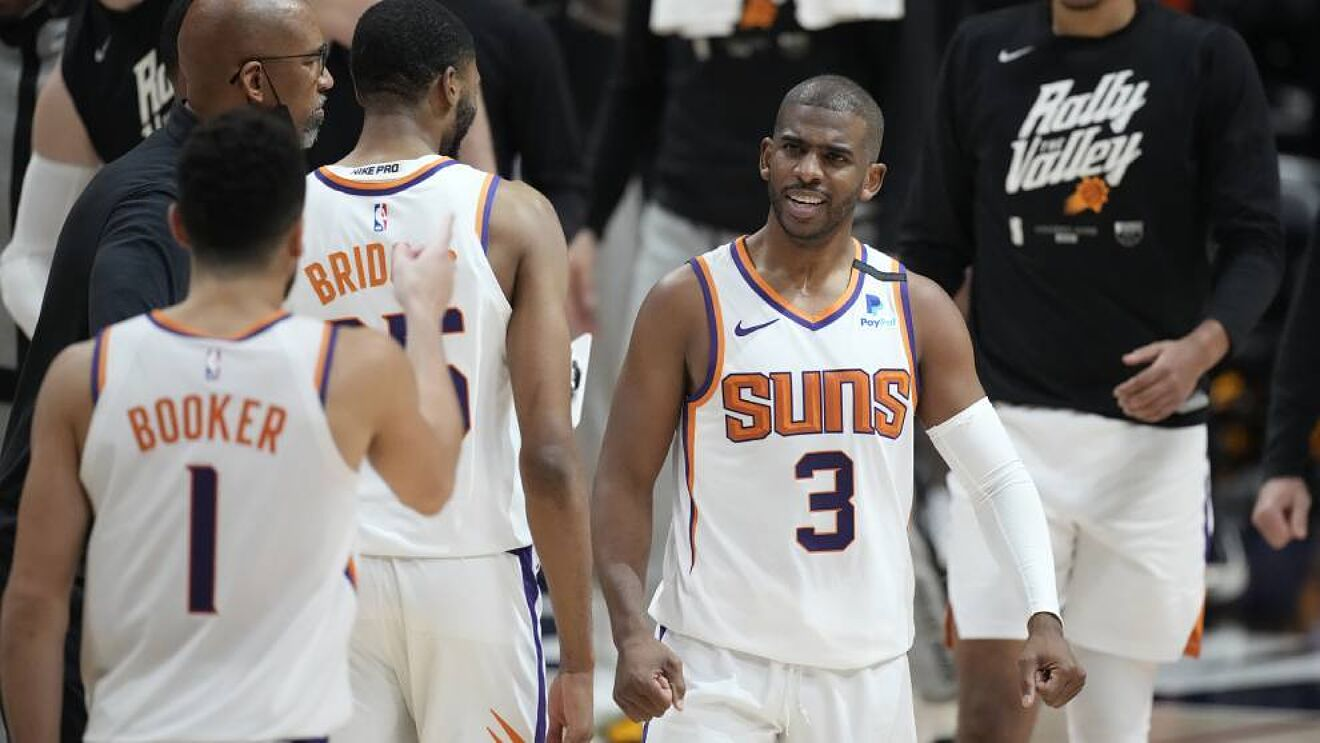 Soles vencen a Clippers, se colocan a una victoria de las finales