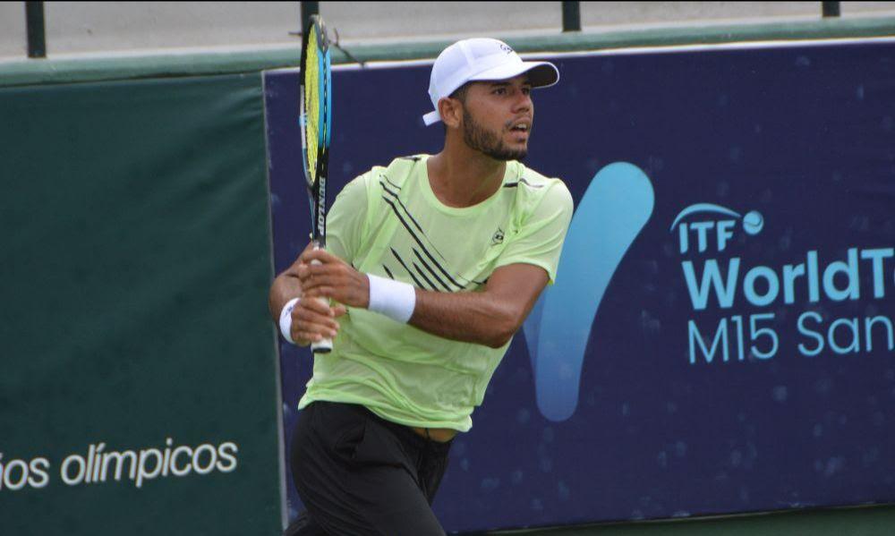 Hardt y Olivares se citan en el torneo M25 Santo Domingo