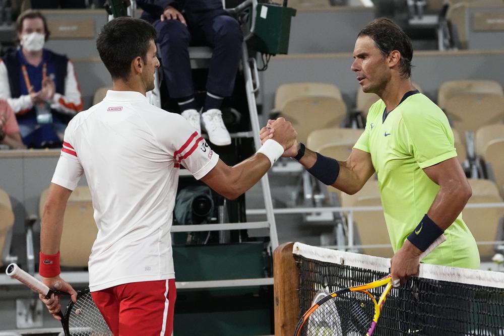 Djokovic elimina a Nadal y enfrentará a Tsitsipas en la final del Roland Garros