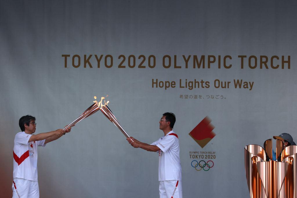 Relevo de la antorcha olímpica de Tokio 2020 llega a las zonas devastadas en 2011