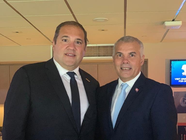 Presidente de Concacaf manifesta su compromiso con el Fútbol Dominicano