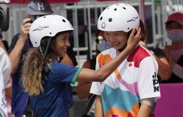 Niñas arrasan en el skate: chicas de 13 años en la cima