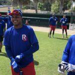 Mejía y Reyes se reportaron a preparación RD en Florida