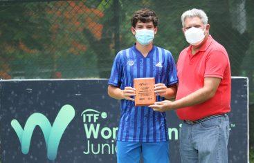 Prado y Wagle, campeones Copa Mango