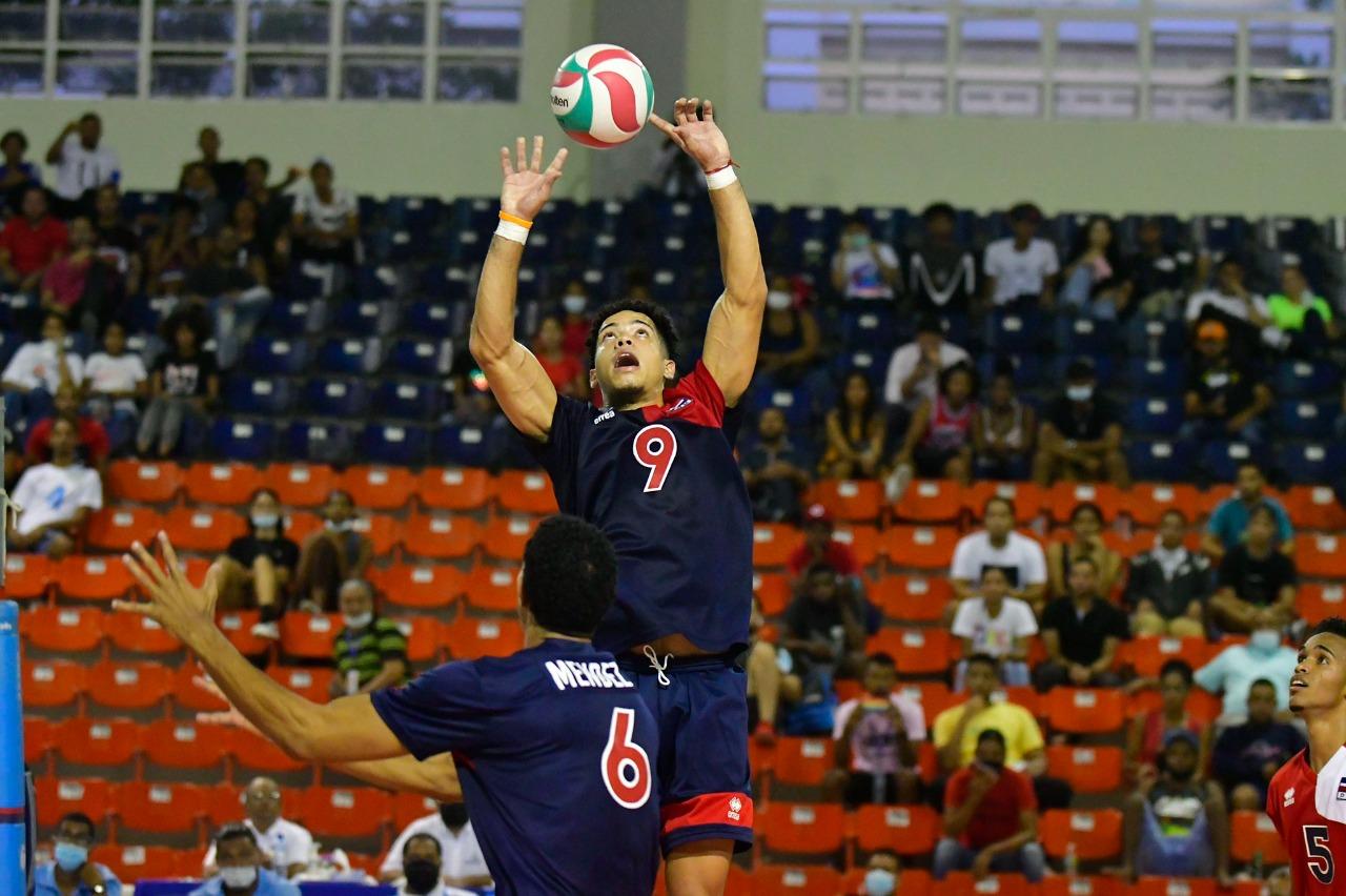 Voleibol masculino sub-23 clasifica a Panamericanos Cali 2021