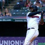 Indios de Cleveland ganan con largo jonrón de Franmil Reyes