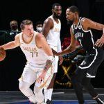 Durant y Doncic encabezan a 121 jugadores de la NBA y WNBA en Tokio 2020