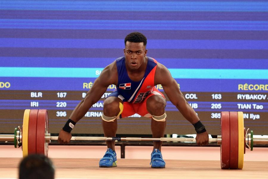 RD lidera países miembros Centro Caribe Sports con mayor cantidad de pesistas Tokio