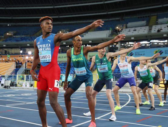 Despedirán este jueves a la delegación de Atletismo RD irá a España