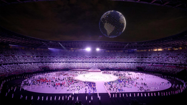 Artistas de todo el mundo llevan el planeta al aire de Imagine en la ceremonia de apertura de Tokio