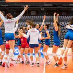 Sexteto dominicano cae ante Serbia en Campeonato Mundial Voleibol Femenino