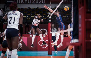RD cae ante Serbia en inicio voleibol Tokio