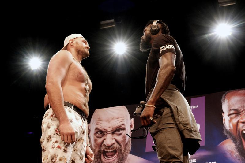 Tyson Fury da positivo a coronavirus; se pospone tercera pelea con Wilder