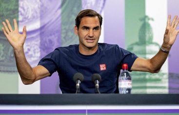 Roger Federer no estará en los Juegos Olímpicos