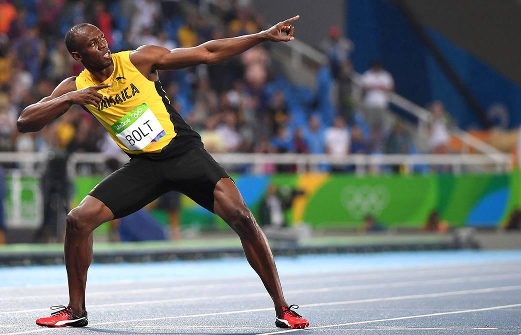 Bolt predice que no caerán sus récords en Tokio