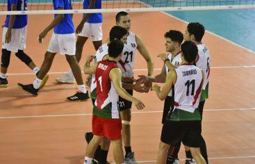 Sexteto de México avanza a semifinales del clasificatorio Norceca