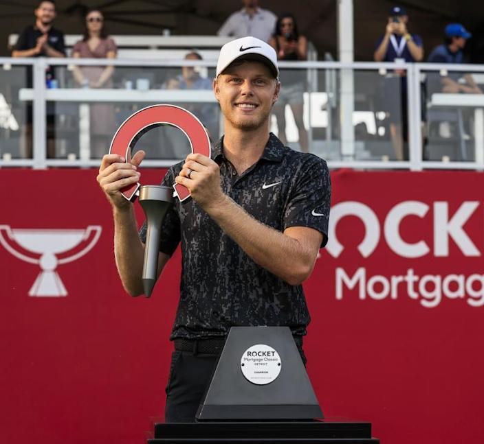 El australiano Cam Davis logra su primer título del PGA Tour