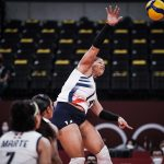 Prisilla Rivera afirma Voleibol RD saldrá a darlo todo contra Brasil