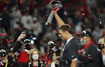 Biden recibe a los campeones de la NFL en la Casa Blanca