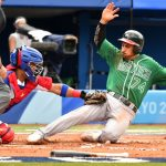 Equipo béisbol blanquea a México y logra primer triunfo JJOO