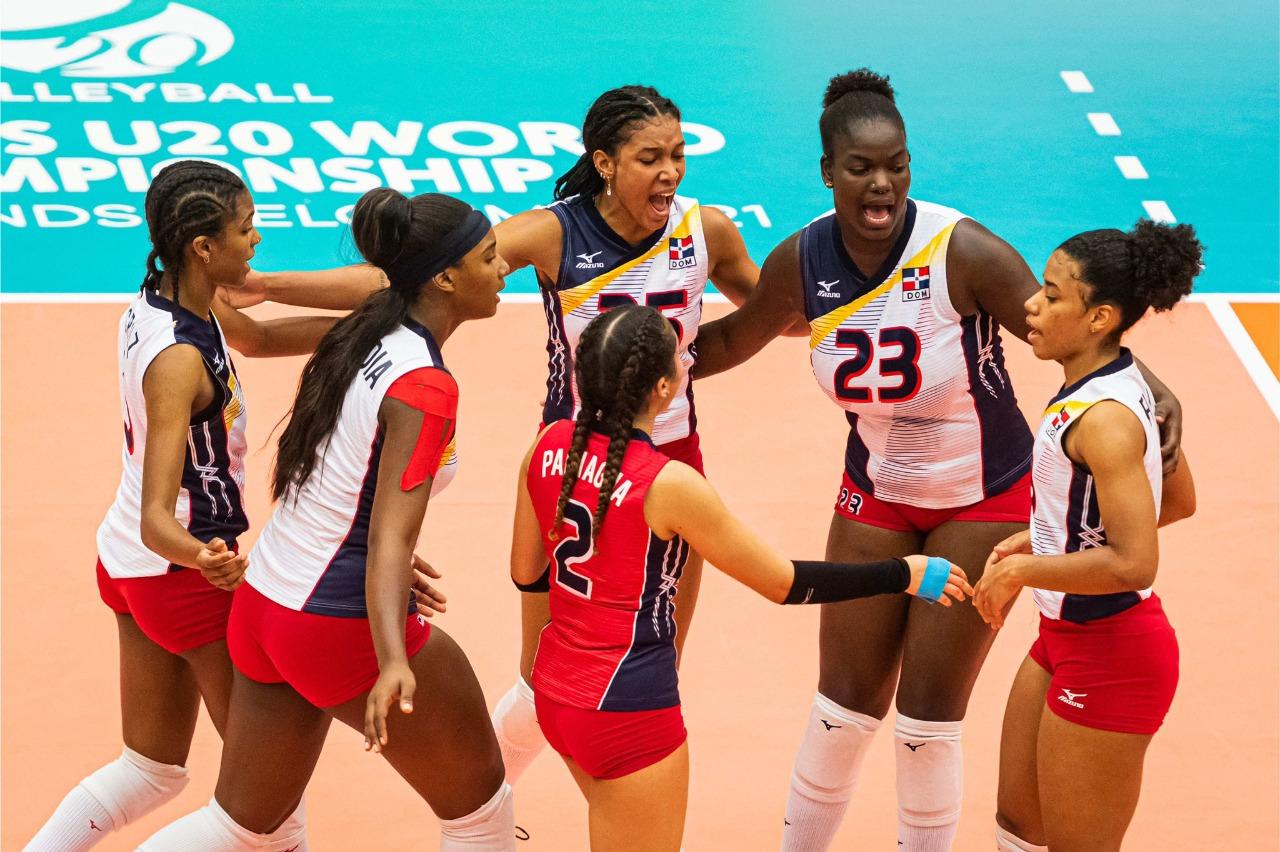 Voleibol RD termina octavo en Campeonato Mundial de Voleibol Femenino