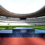 Cambian las medidas para entregas de medallas en Tokio 2020