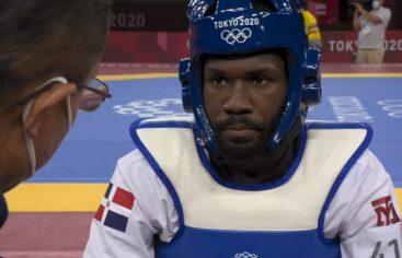 Bernardo Pie finaliza noveno en taekwondo de Tokio