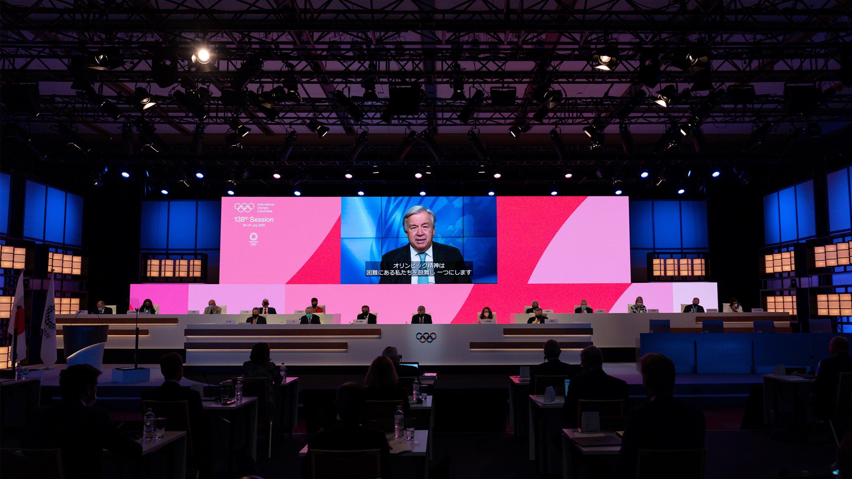 Mensaje del Secretario General de la ONU como introducción al segundo día de la Sesión COI