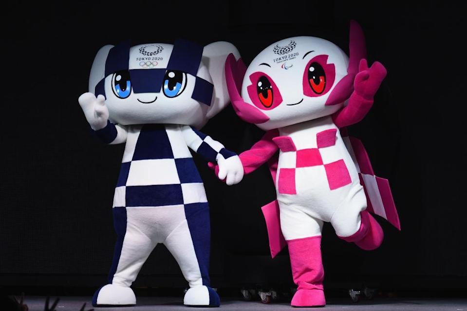 Miraitowa y Someity, el inspirador mensaje de las mascotas Tokio