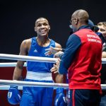 Eury Cedeño propina nocaut y avanza a octavos en boxeo JJOO