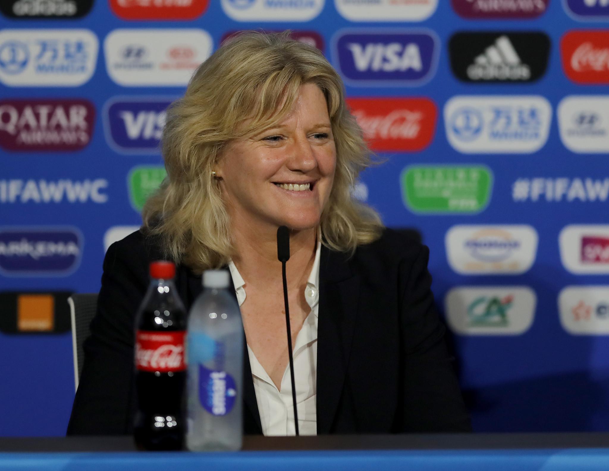 Líderes deportivos franceses se comprometen a promover la igualdad de género antes de París 2024