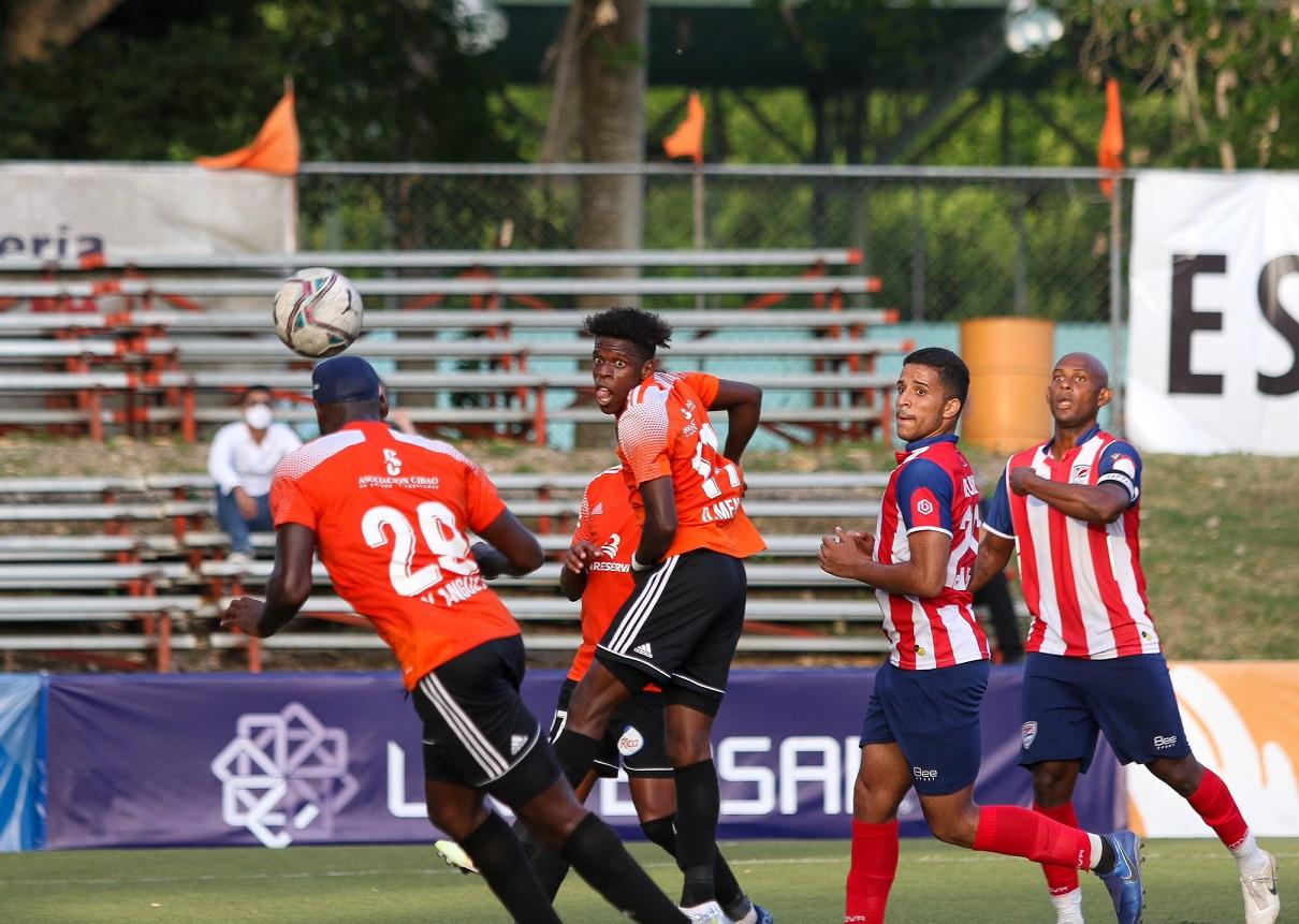 Cibao FC retará a los Delfines en su casa este miércoles en la LDF