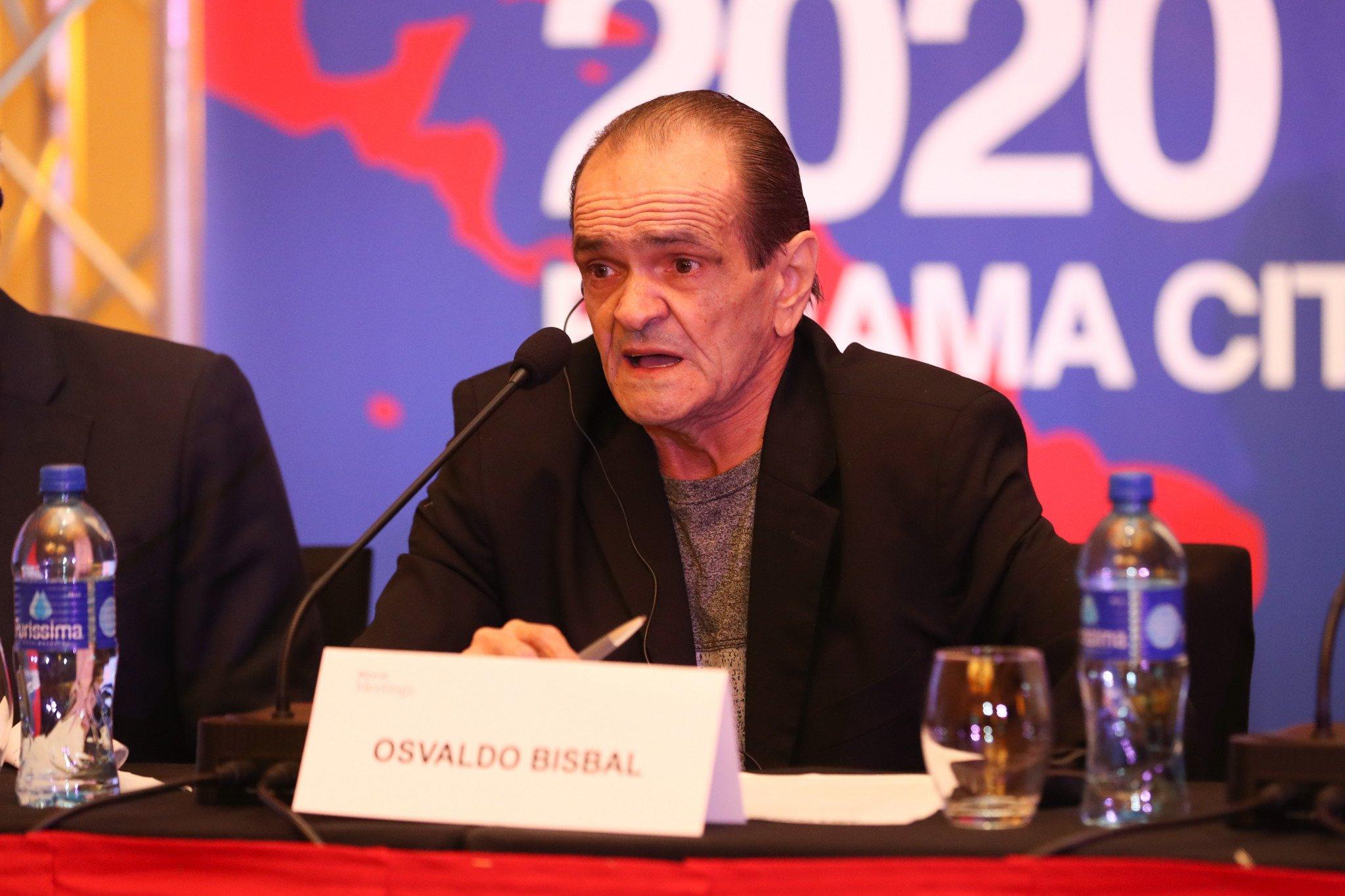 Presidente de la Confederación Americana de Boxeo, Bisbal, renuncia por razones de salud