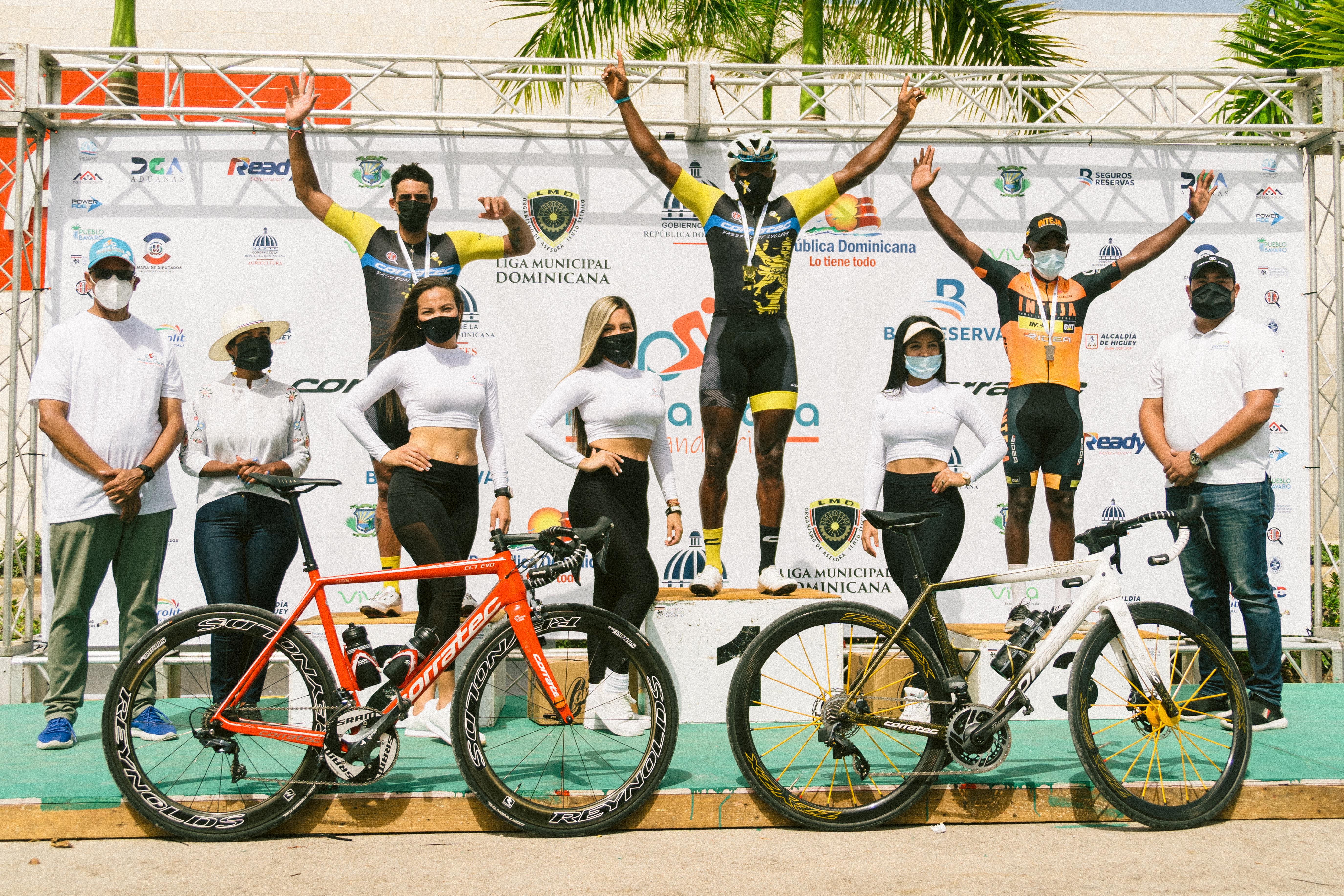 Ogando conquista primera etapa Gran Prix Punta Cana