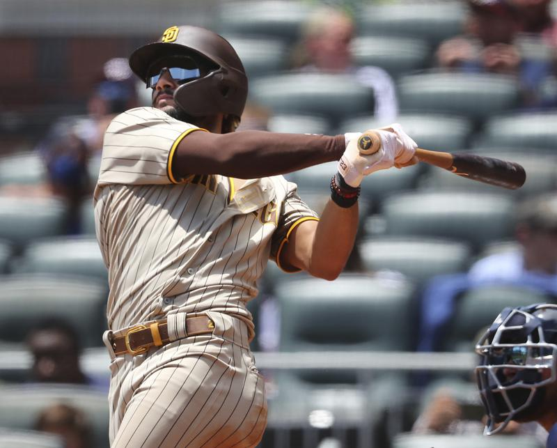 Fernando Tatis Jr conecta vuelacercas en victoria de los Padres