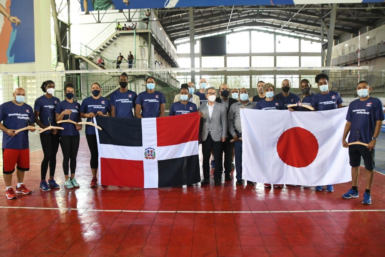 Las Reinas del Caribe partirán a base de entrenamientos en Japón