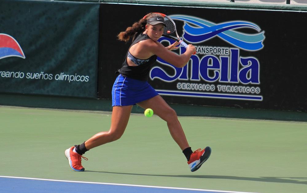 Ana Zamburek gana en inicio de Copa Mango